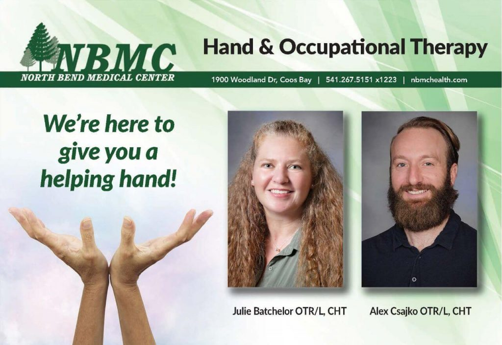 hand and occupational therapy